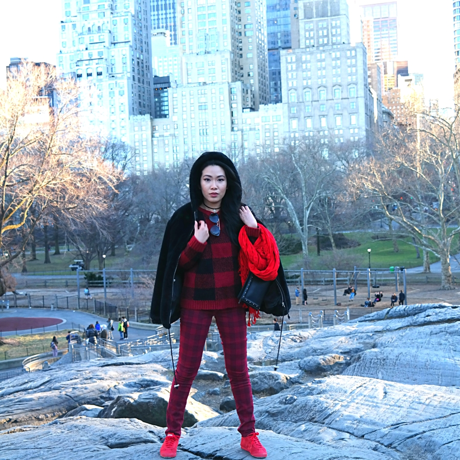 Cesthoa Central Park Red 5