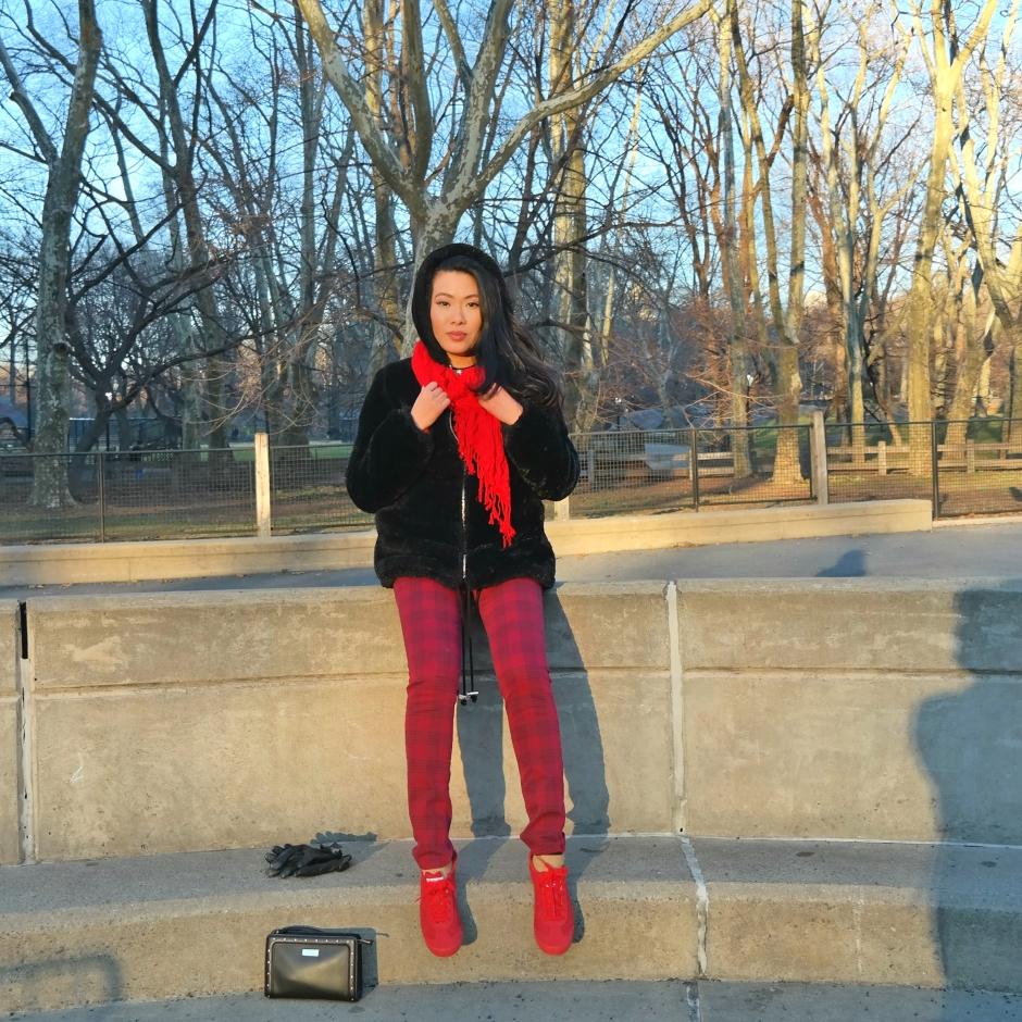 Cesthoa Central Park Red 6