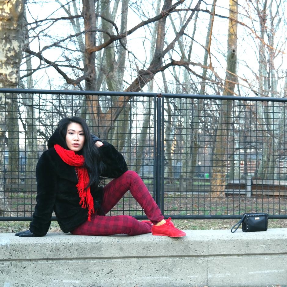 Cesthoa Central Park Red 7