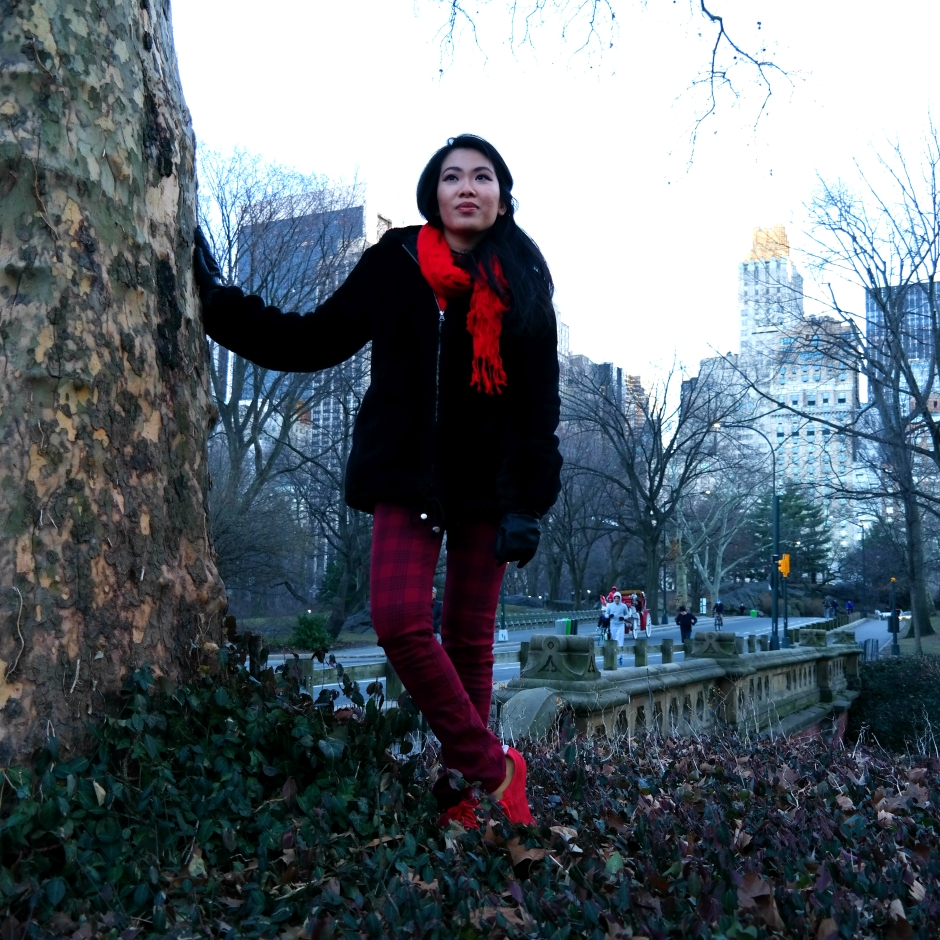 Cesthoa Central Park Red 9