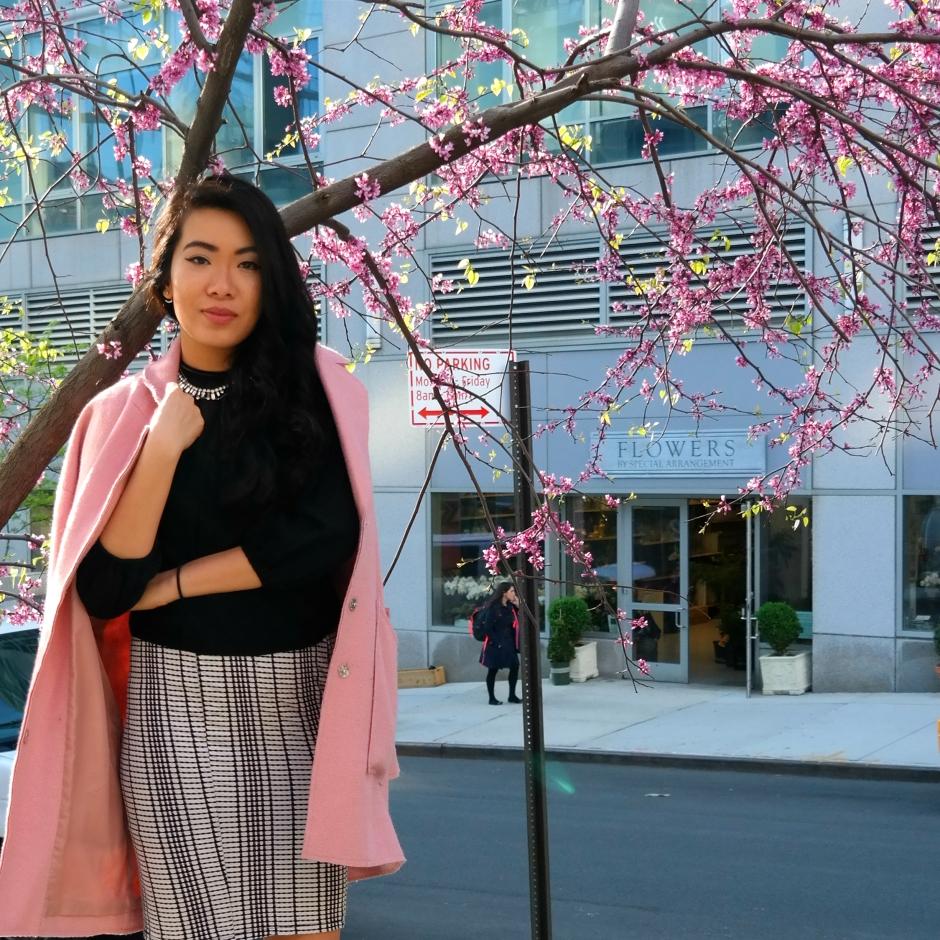 Cesthoa Pink Coat